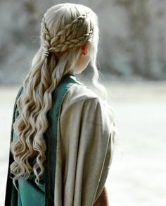 This Mother of Dragons, this Breaker of Chains, is above all a rescuer.