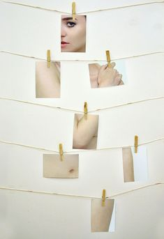 Photographer Takes Playful, Surreal Images Of Her Manipulated Body - DesignTAXI.com