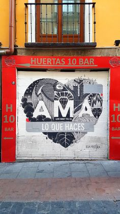 #madrid #graffiti