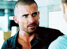Prison Break - Link the Sink {Lincoln Burrows Dominic Purcell, Prison Break, Series Movies, Tv Series, Lincoln Burrows, Young Johnny Depp, Broken Link, Rebel Heart, My Man