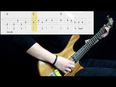 Van Morrison - Brown Eyed Girl (Bass Cover) (Play Along Tabs In Video) Guitar Chord Book, Bass Guitar Notes, Bass Guitar Lessons, Guitar Chords, Guitar Tabs, Les Paul Guitars, Bass Guitars, Van Morrison Albums, Playing Guitar