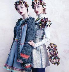 #crochet in #fashion - celiab