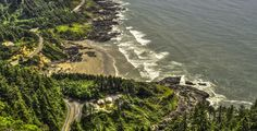 Northwest Beach Town Getaways (Photo Credit: Florence Area Chamber of Commerce) #northwest #beaches