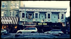 Haigh Ashbury, San Francisco