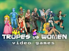 Acosada por intentar denunciar los estereotipos de mujeres en los videojuegos