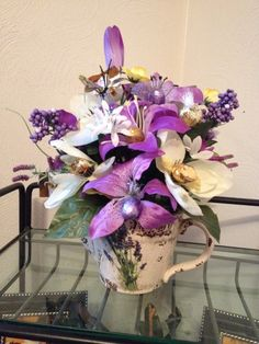 Brandy's candy bouquets