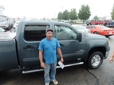 """""""polite eager to sell took care of customer good overall experience"""" -Bruce W. Thanks Bruce, and a BIG thanks from the Auto Group! We really appreciate the opportunity to earn your business and hope you enjoy your new GMC Sierra 2500!"""