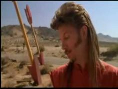 Joe Dirt: Kickin Wing meets Joe - Life's a garden...dig it