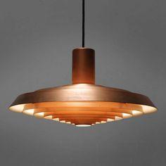Plate Pendant Lamp by Poul Henningsen for Louis Poulsen image 9
