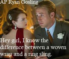 Attachment Parenting Ryan Gosling