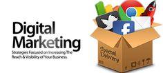 Digital Marketing, fatti conoscere nel mondo crea il tuo business aumenta la tua visibilità, crea il tuo successo