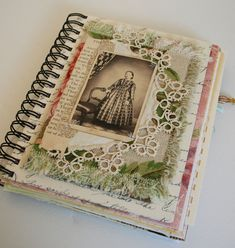 lace journal - Google Search