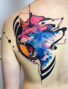 Colored Tattoo Design, Lion Tattoo Design, Epic Tattoo, Badass Tattoos, Live Tattoo, World Famous Tattoo Ink, Famous Tattoos, Arm Sleeve Tattoos, Top Tattoos