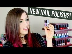 NEW NAIL POLISH HAUL REVIEW + LIVE SWATCHES || KELLI MARISSA - YouTube