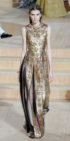 The Most Breathtaking Gowns from Fall 2015 Couture Fashion Week - Valentino Haute Couture from #InStyle