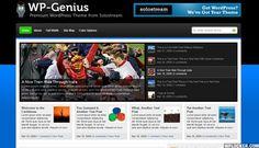 Free WP-Genius Premium Wordpress Theme ver 1.0  - http://wordpressthemes.im/free-wp-genius-premium-wordpress-theme-ver-1-0/