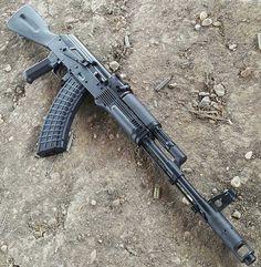 Ak 74, Rifles, Firearms, Weapons, Guns, Military, Modern, Weapons Guns, Trendy Tree