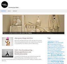 Dieser Blog möchte zeigen, dass es auch anders geht. Er will informieren, inspirieren und zum Nachdenken  anregen sich mit den eigenen Konsumgewohnheiten auseinanderzusetzen. Denn mit der eigenen Kaufentscheidung für umwelt- und sozialverträgliche Produkte kann man etwas an den Missständen in der Bekleidungsindustrie verändern. www.beyondfashion.de London, Blog, Shopping, Old Dresses, Book Presentation, Sustainable Fashion, Landing Pages, Products, Blogging