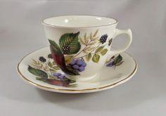 Vintage Tea Cup and Saucer Bone China