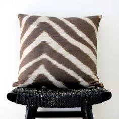 #Safari Destination Decor Inspiration// safari pillow