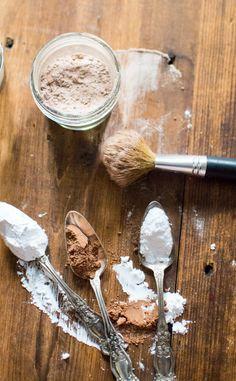 DIY Natural Dry Shampoo