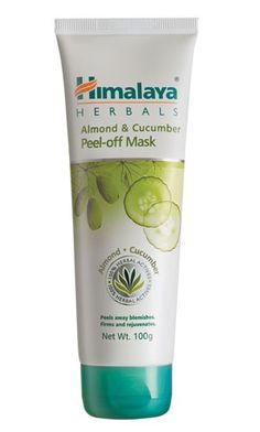 Himalaya Almond & Cucumber Peel Off Mask