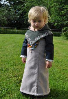Toddler's Viking costume