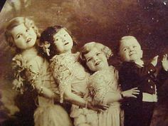 Little people Little People, Vintage Photography, Folk, Friends, Painting, Art, Amigos, Art Background, Popular