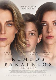"""VIDEOCINE nos presenta una película donde el amor de una madre irá más allá de cualquier cosa, estelarizada por dos grandes a actrices en: """"Rumbos paralelos""""."""