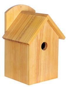 Home & Garden Yard, Garden & Outdoor Living Enthusiastic Habau Amsel 459 Bird House With Stand