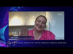Mandy Moore - Creative Arts Emmys 2020 Interview