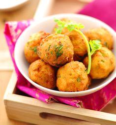 炸素丸子--老北京传承百年小吃