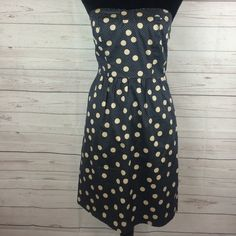"""The limited strapless dress The limited strapless dress Sz 2 long from waist  21"""" 98% cotton 2% spandex NO HOLDS, NO TRADES The Limited Dresses Strapless"""