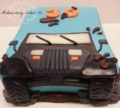 Jeep cakes - Google Search