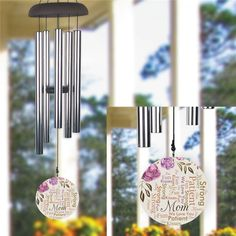 Your mom will absolutely love the thought you put into this gift gift for mom Mother's Day Gift Idea Personalized Water Color Wind Chime Thoughtful Gifts For Her, Unique Gifts For Mom, Personalized Wind Chimes, Word Art Design, Personalized Gifts For Her, Watercolor Flowers, Gift Ideas, Tools, Create