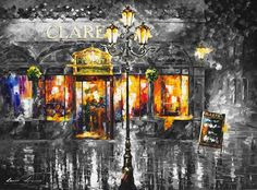 Caffe-deal of the day. Mixed media oil on canvas/limited edition giclee on canvas by L.Afremov https://afremov.com/Caffe-Mixed-media-oil-on-canvas-and-limited-edition-giclee-On-Canvas-By-Leonid-Afremov-Size-30-x40-75cm-x-100cm.html?bid=1&partner=20921&utm_medium=/offer&utm_campaign=v-ADD-YOUR&utm_source=s-offer