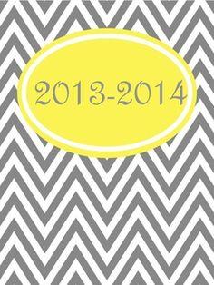 2013-2014 Speech Language Pathologist (SLP) Monthly Planner