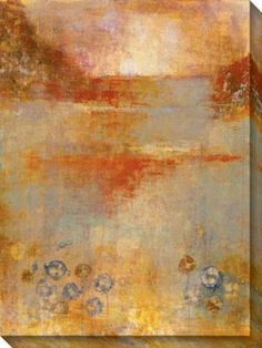 Umber View II Canvas Wall Art from Home  Decorators
