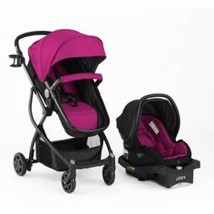 Urbini Omni Plus Travel System   I WANT THIS IN BLACK! -Maude.