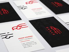 Eagle brand logo design / branding