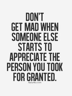 damn straight....treat me like an option and I'm leaving you like a choice!