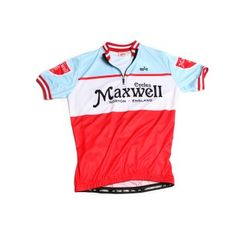 Maxwell Classique Cycling Jersey        The Solo design team openly declares its mission: to produce the most beautiful cycle clothing in the world. The Classique range of jerseys pays tribute to iconic nations within cycling's golden age, with retro styling and accents that will set you apart from the field  $139.00
