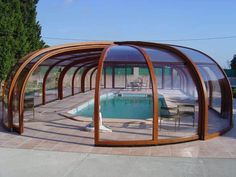 Enclosures For Swimming Pools