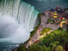 Whether you're a nature lover or high roller, here are 12 ways to see Niagara Falls. Combine it with a trip to Toronto, and you've got a week's worth of fun! JLazoff@traveldetailing.com or 410.517.2266