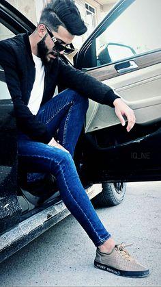 Stylish Boys, Stylish Girls Photos, Girl Photos, Facebook Featured Photos, Car Poses, Mens Photoshoot Poses, Photography Poses For Men, Boys Dpz, Hair And Beard Styles