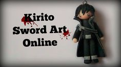 Kirito - Sword Art Online - Polymer Clay Tutorial
