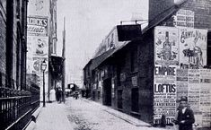 Lands in Leeds Leeds City, West Yorkshire, My Town, Back In Time, Good Old, Old Photos, United Kingdom, The Past, England