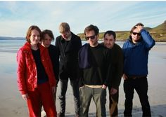 Read my interview with British Sea Power guitarist Martin Noble and author/former manager Roy Wilkinson.