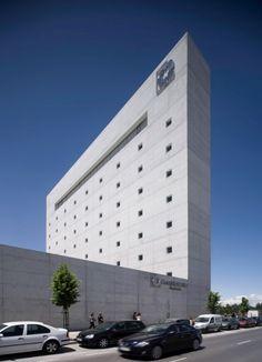 The MA Andalucia Museum of Memory /Alberto Campo Baeza