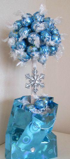 Cookies and Cream lindor/lindt Sweet Tree Do pink n blue Lindor